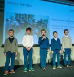 Lietuvos trečiokų sveikatingumo projektas – pasaulinio švietimo konkurso finale