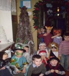 Mosėdžio vaikų lopšelio-darželio bendruomenė laukia šv. Kalėdų