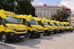 Savivaldybės kviečiamos teikti paraiškas geltoniesiems autobusams gauti