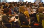 """Tarptautinėje konferencijoje """"Visuomenės ir specialistų pagalba vaikams, patyrusiems prievartą"""" ekspertai dalijosi patirtimi"""