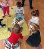 """Kėdainių lopšelio-darželio """"Varpelis"""" pedagogai ir vaikai žengia """"Pažinimo takeliu"""""""