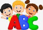 """Kviečiame dalyvauti vaikų kūrybinių darbų parodoje """"Žaisk, juokauk, su raidėmis draugauk!"""""""