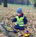 """Vaikų gamtos darželis """"Po smilgom"""" perima tarptautinę patirtį"""