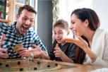 Ką veikti kartu su vaikais namuose?