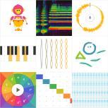 IKT žaidimai, lavinantys ikimokyklinio ir priešmokyklinio amžiaus vaikų muzikinius gebėjimus