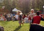Šeimoms su vaikais – vasaros stovyklų piknikas