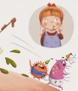 Vaikas nemėgsta plautis rankų, praustis ar valytis dantų? Paverskite tai smagiu žaidimu!