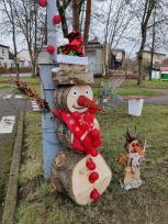Kalėdų miestelis Kauno Šančių lopšelyje-darželyje