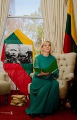 Šių metų lituanistinio švietimo mokytojo premija paskirta lietuvių kalbos mokytojai iš Airijos Jurgitai Urbelienei
