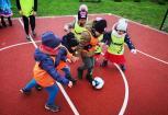 """Projektas """"Aktyviai ir linksmai nori sportuoti """"Sakalėlio"""" vaikai!"""""""