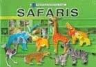 Safaris. Popieriaus lankstinių knyga