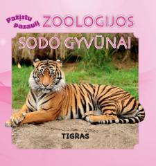 """Serija """"Pažįstu pasaulį"""". Zoologijos sodo gyvūnai"""