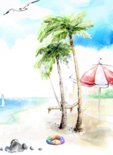 """""""Paplūdimys"""" - surask 8 skirtumus"""