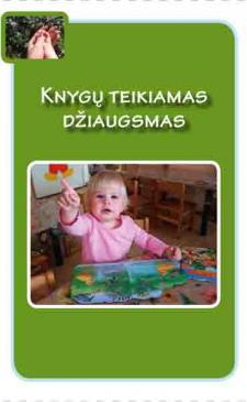 Knygų teikiamas džiaugsmas