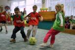 """Įvyko respublikinis renginys – futboliuko festivalis """"UEFA Grassroots Day. Švęskime futbolą mūsų darželyje"""""""