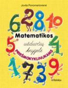 Matematikos užduočių knygelė