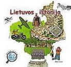 """Lietuvos istorija (serija """"Pradinukų enciklopedija"""")"""