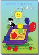 Saulutė (užduotys trejų metų vaikų kalbai vertinti ir ugdyti)