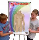 """Magnetinė lenta """"Mano kūnas"""""""