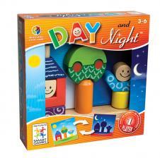 """Loginis žaidimas  """"Diena ir naktis"""""""
