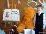 Skuodo vaikų lopšelyje darželyje pristatyta auklėtojos sukurta knyga vaikams