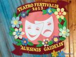 """Visagine vyko  ikimokyklinio ugdymo įstaigų teatro festivalis """"Pasakų šalyje"""""""