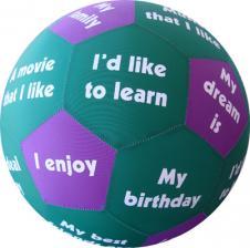 Anglų kalbos mokymosi kamuolys