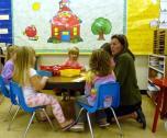 Darželio auklėtojo vaidmuo stiprinant vaikų psichikos sveikatą