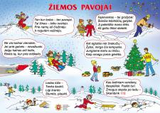 Žiemos pavojai