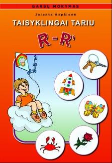 Taisyklingai tariu R-R'