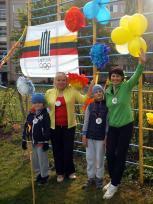 """Projektas """"Sportuok aktyviai, mažasis olimpieti!"""""""