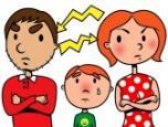 """Šeimos konfliktai: ar vaikai """"ramiai žaidžia"""", kol tėvai barasi?"""