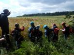 Lauko pedagogika sprendžia darželių problemą, ugdo sveikus vaikus