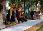 """""""Comenius"""" projekto """"Stebuklinga Europos pasakų knyga"""" susitikimas Lietuvoje"""