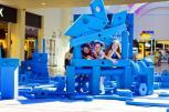 Vienas žinomiausių Niujorko architektų: vaikams suteikiu kūrybinės rizikos