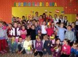 """Europos kalbų diena Jurbarko """"Ąžuoliuko"""" mokykloje"""