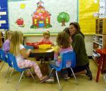 Be priežasties mėnesį darželio nelankantys vaikai praras vietas