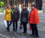 Šeduvos lopšelio-darželio pedagogų vizitas į Belgiją