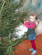 Kalėdinių žaisliukų gaminimas Ramygaloje