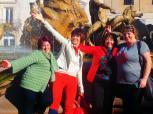 Karmėlavos darželio įgyvendinamo projekto iššūkiai: profesiniai mokymai Sicilijoje